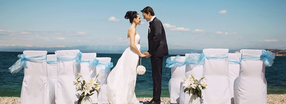 Romantic Wedding On The Beach At The Kempinski Hotel Adriatic 1